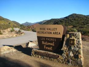 ForestWatch News - Los Padres Recreation Sites Slated for